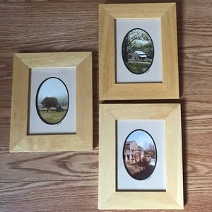 Barry Gamow Framed Photographs